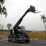 4ton hydraulische Telescopische Vorkheftruck met Mutifuctional Apparatuur scz40-4