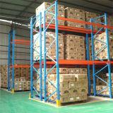 Estante ajustable resistente de la paleta del almacenaje