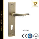 고품질 현대 작풍 아연 기계설비 문 격판덮개 손잡이 (7019-ZR6010)