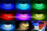 Striscia ad alta tensione dell'indicatore luminoso LED della corda di RGB (HVSMD5050-60)
