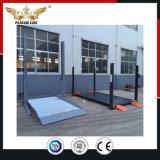 2300kg 2 Automóvel Post para elevação de Estacionamento Garagem inicial com certificação CE