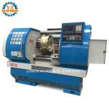 Plano de la rueda de la reparación máquina de torno CNC