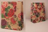 Цветочный подарок сумки подарки Wrap перевозчика бумажных мешков для пыли