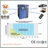 Chambre d'essai contrôlé d'humidité de la température de fabrication de la Chine