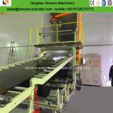 Рр/PE/Pet/PMMA/EVA Vacuumforming листов производственной линии