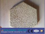 Лист цемента волокна доски изоляции деревянных шерстей