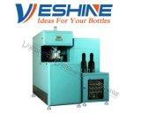 Горячая продажа пластиковых питьевой бутылочки Полуавтоматическая машина для выдувания