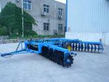 Herse de disque résistante d'excentrage d'équipement agricole de ferme