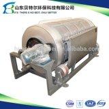 Тип микро- машина барабанчика фильтрации для обработки сточных водов