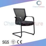現代黒い網の緑のシートのオフィスの訪問者の椅子(CAS-EC18A2)