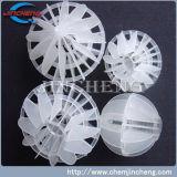 De lichtgewicht Plastic Plastic Polyhedral Holle Bal van de Bal