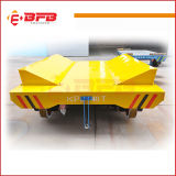 Tambor de cabos energizados eléctricas fácil o carro de transporte para transferência