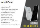 84 einteiliges Solarstraßenlaterneder Lampen-Raupe-hohes Helligkeits-3-Years-Warranty