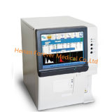 El analizador de tira de prueba de orina para su uso con tiras de prueba de orina