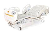 Elevador eléctrico de mobiliário hospitalar Enfermagem Cama ajustável com mesa