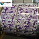 Prodotti siderurgici galvanizzati rivestimento semifinito di colore