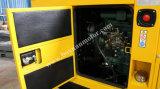 침묵하는 유형 또는 열려있는 유형 디젤 엔진 전기 발전기