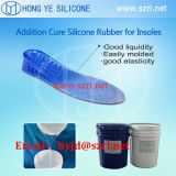 Gomme de silicone pour traitement des pieds