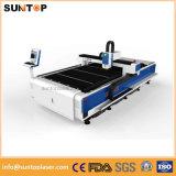Machine de découpage de machine de découpage de laser en métal d'industrie de publicité/bon marché de laser de fibre