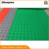PVCスリップ防止PVC床のカーペットのガレージのマット、ショッピングモールのための商業スリップ防止PVC床のマット