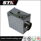 Заливка формы разделяет часть сплава цинка выполненную на заказ промышленную (STK-ZDI0003)