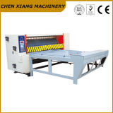 Máquina cortando do cartão Chain do alimentador
