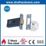 Paso Fuctio cerrojo de latón con cerradura de puerta (DDML UL014)