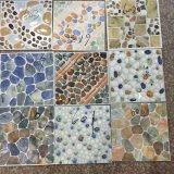 Mattonelle di pavimento di ceramica lustrate forte superficie dello zucchero di colore del materiale da costruzione