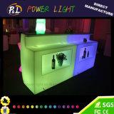 Contatore della barra incurvato mobilia illuminato LED
