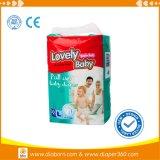 Il bambino a gettare dell'OEM tir suare il pannolino/il pannolino pantaloni del bambino per Myanmar/Cambogia/Tailandia