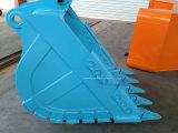 Op zwaar werk berekende Rots van het Graafwerktuig Zx200 0.9m3 van het Kruippakje van Hitachi versterkt de GraafEmmer