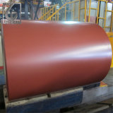 Ral는 직류 전기를 통한 PPGI 색깔에 의하여 입힌 강철 코일을 Prepainted
