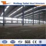 Almacén prefabricado de la estructura de acero de Tlailai del edificio de acero de la construcción