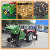 Круглый Baler для альфальфы сторновки маиса пшеницы сена травы