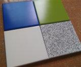 Pannello a sandwich di alluminio della parete di Hoenycomb del materiale da costruzione di PVDF