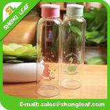 Precio más bajo Carácter transparente Fashionary botella de agua (SLF-WB035)
