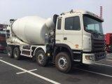 8m3 6X4 /Mixer van de Concrete Mixer JAC Vrachtwagen