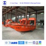 ABS BV CE aprovado Marinhas de PRFV barco salva