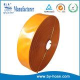 Layflat flexible en PVC flexible d'aspiration de sable de l'eau de décharge