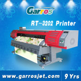 Garros 기계 도형기를 인쇄하는 새로운 고속 1440dpi Dx5 Printhead 직물