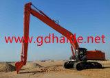 crescimento e braço longos do alcance do comprimento 24meter para a máquina escavadora de Hitachi Zx870