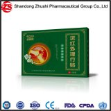 セリウム、ISOのFar-Infrared苦痛救助プラスターが付いている熱い販売法の新製品の医学の中国の草の苦痛救助パッチ