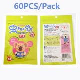 60PCS/Pack Cartoon Koala Shape Anti Mosquito Sticker Patch