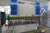 Freno hidráulico de la prensa del CNC Wc67k63t/2500: Ventas calientes de Harsle