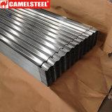 Bobina d'acciaio galvanizzata per materiale da costruzione