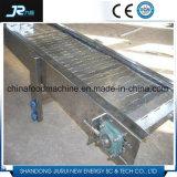 China-Qualitäts-justierbare Kettenplatten-Förderanlage 2017 für Produktion