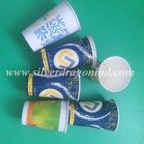 Copo de papel descartável de Hot&Cold com tampas