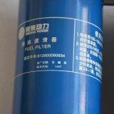 Filtro de combustível 612600080934 das peças de motor Diesel de Weichai