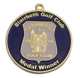 カスタマイズされた旧式な金の銀の銅のスポーツの金属連続したメダル