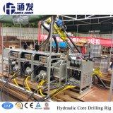 Pruebas del suelo portátiles Equipos de Perforación de núcleo de la máquina (hfp200)